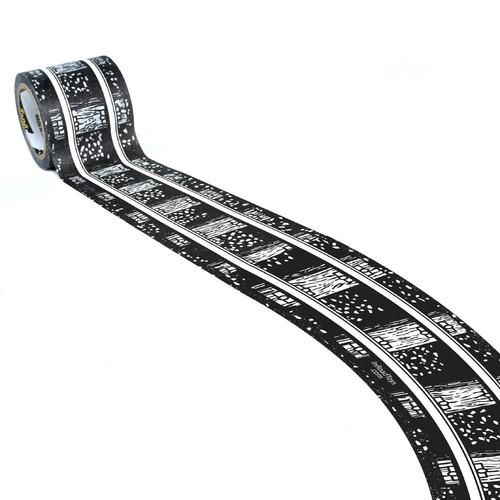 Playtape Yol Bandı Klasik Demiryolu Serisi Geniş Viraj