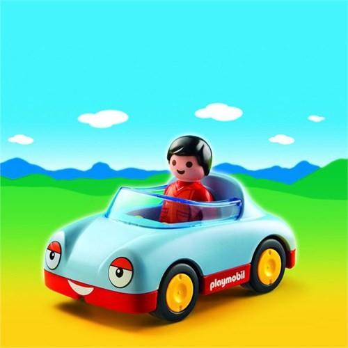 Playmobil Üstü Açılabilen Arabam 6790