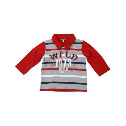 Zeyland Erkek Çocuk Kirmizi T.Shirt Polo Yaka K-42Z521abs63