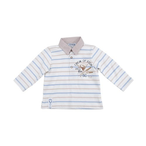 Zeyland Erkek Çocuk Beyaz S-Shirt K-52M1bfd63