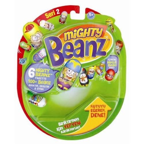Mighty Beanz 6 Lı Paket Seri 2