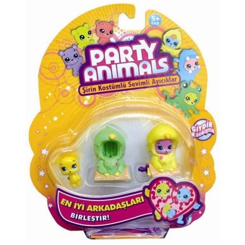 Party Animals İkili Paket
