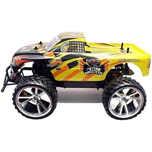 Can Toys Monster Truck Kumandalı Şarzlı Jeep
