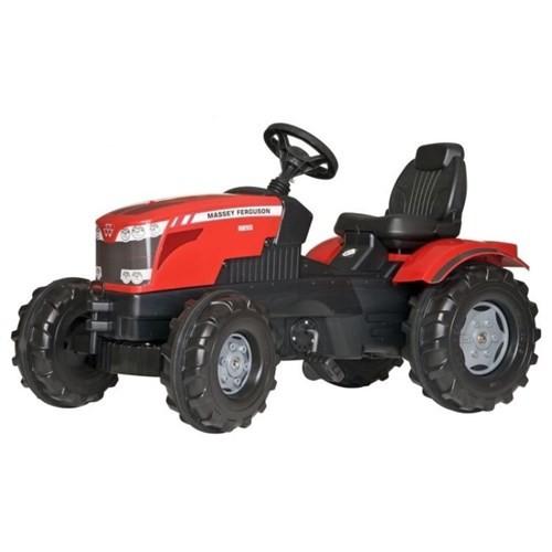 Rolly Rolly Massey Ferguson Kırmızı Siyah Traktör
