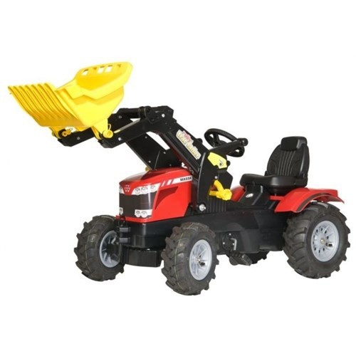 Rolly Rolly Massey Ferguson Kepçeli Traktör Set