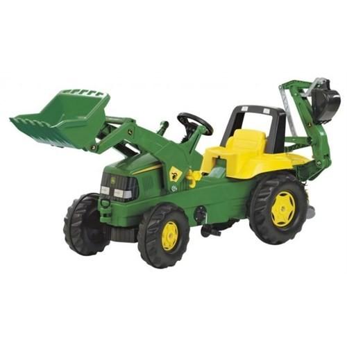 Rolly John Deere Kepçeli Traktör