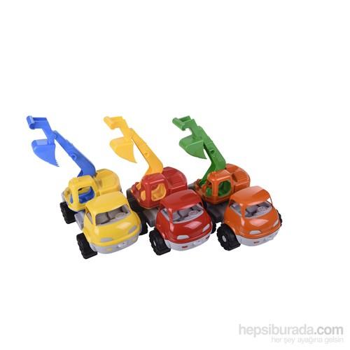 Zuzu Toys 01 Kamyon Kepçe