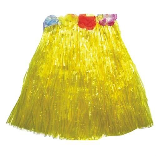Pandoli Çocuk Hawaii Eteği Sarı Renk