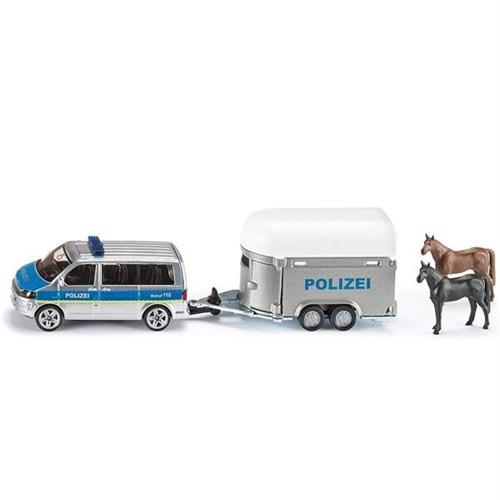 Siku At Taşıyıcı Romörklü Araba 2310