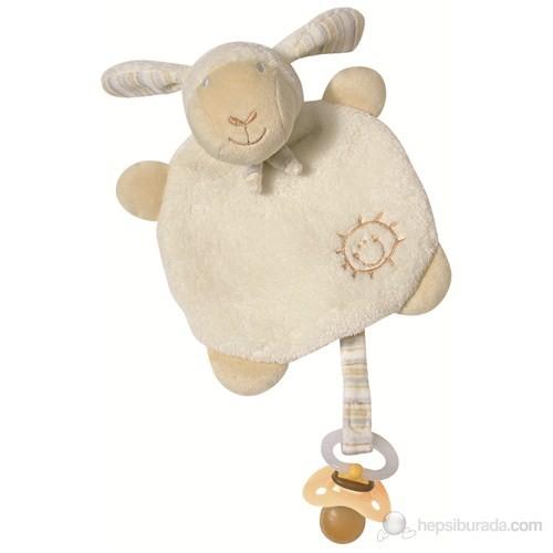 Baby Fehn Uyku Arkadaşım Kuzu (Emzik Askılı)