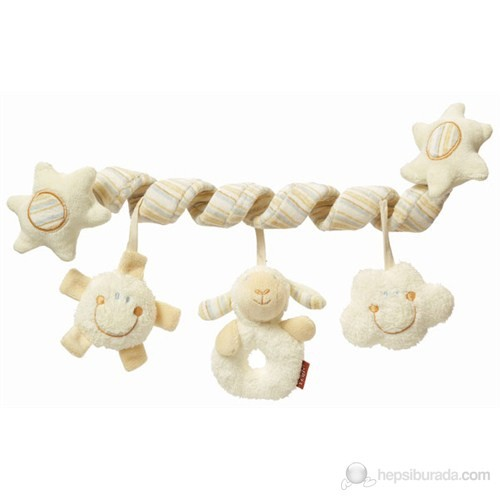 Baby Fehn Anakucağı için Aktivite Spirali