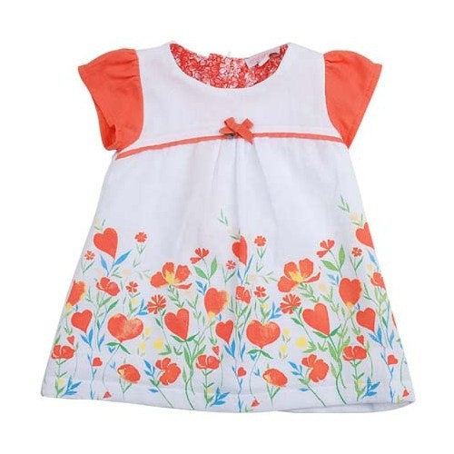 Zeyland Kız Çocuk Beyaz Elbise K-51M872rtl32
