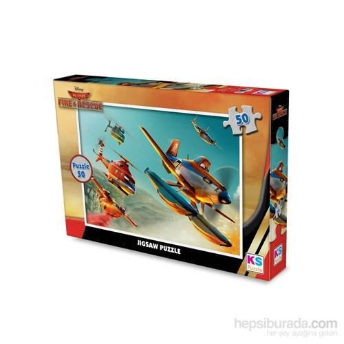 Disney Planes - Puzzle (Yapboz) 50 Parça