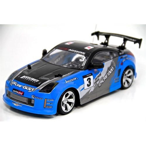 Vardem Drift Champion Uzaktan Kumandalı Araba (Mavi-Gri)