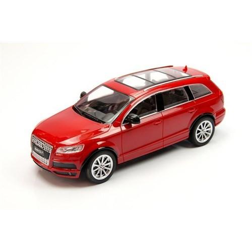 Vardem Audi Q7 1:16 Şarjlı Kumandalı Oyuncak Araba (31 Cm + Kırmızı)