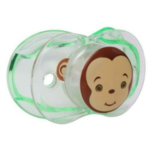 Raz Baby Maymun Desenli Emzik