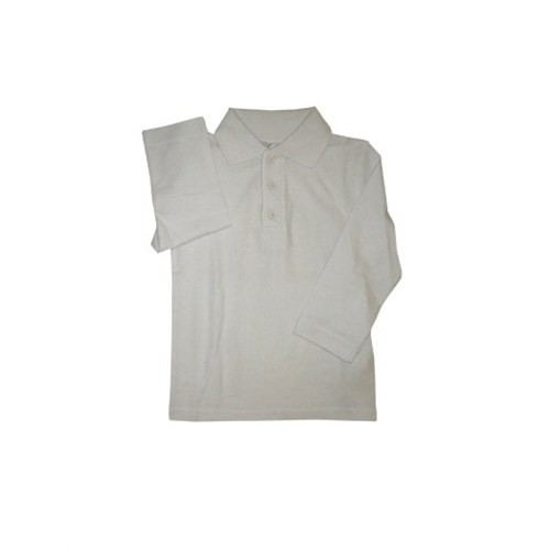 Zeyland Erkek Çocuk Beyaz Polo Yaka U.Kol Tshirt K-Kl12w767