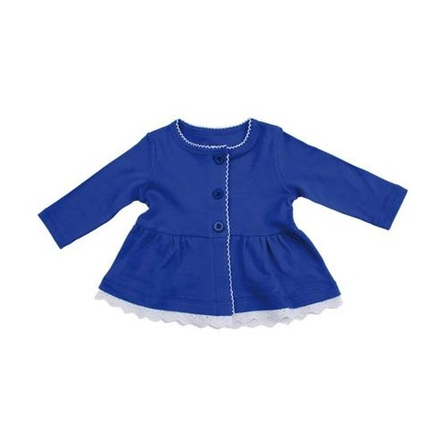 Zeyland Kız Çocuk Koyu Mavi Hirka K-51H882706