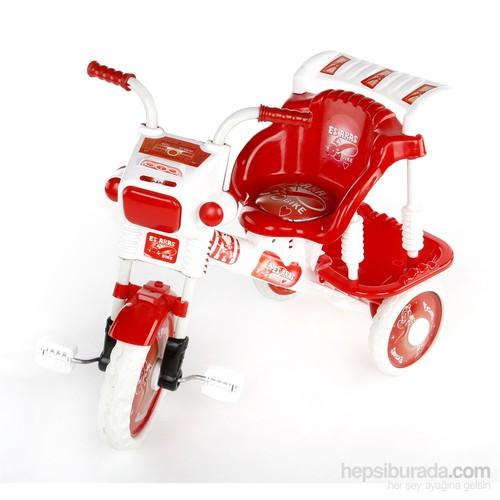 Tuğbasan Lüx Başak Bisiklet-Kırmızı