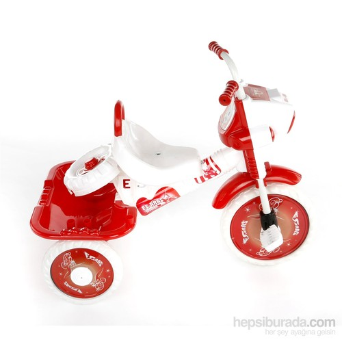 Tuğbasan Başak Bisiklet-Kırmızı