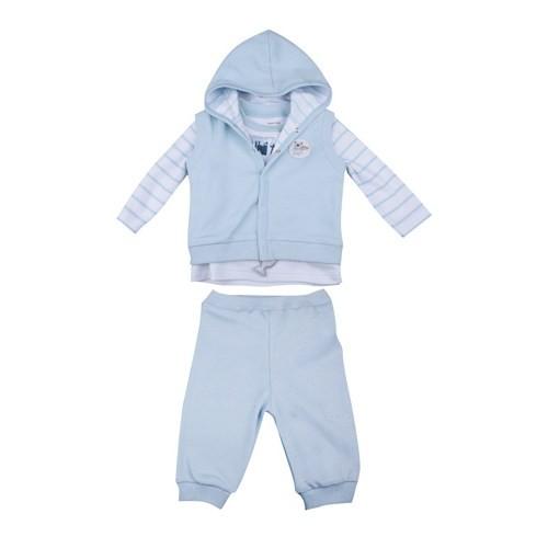 Zeyland Erkek Çocuk Mavi 3 Lu Takim K-42H601722
