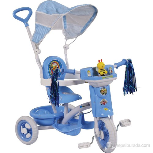 Babyhope Action Üç Teker / Mavi