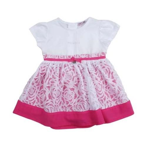 Zeyland Kız Çocuk Beyaz Elbise K-51M872ref31