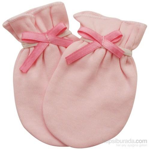 Sevi Bebe Tüllü Eldiven - Pembe