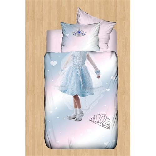 Evimemoda 3D Bebek Uyku Seti - Prenses