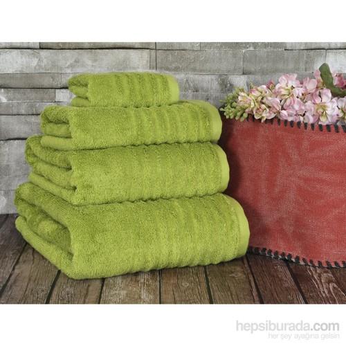 İrya Wella S Bambu Havlu Yeşil 50x90 cm
