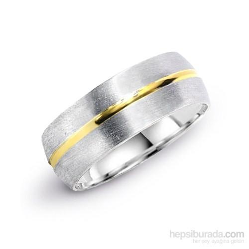 Ejoya 5 Mm Gümüş Alyans