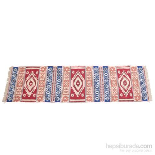 Jüt Tekstil Antik Yün Kilim 5007 80X300cm