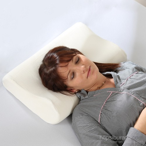 Wellmatt Visco Boyun Destekli Yastık - 40x60