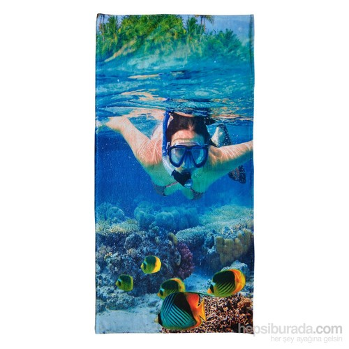 Ecemre Plaj Havlusu 80*160 1060Ayd-88