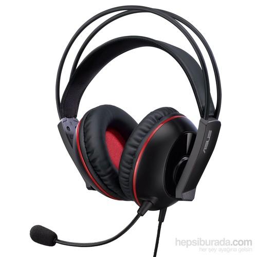 Asus Cerberus Kulaküstü Siyah Oyuncu Kulaklık