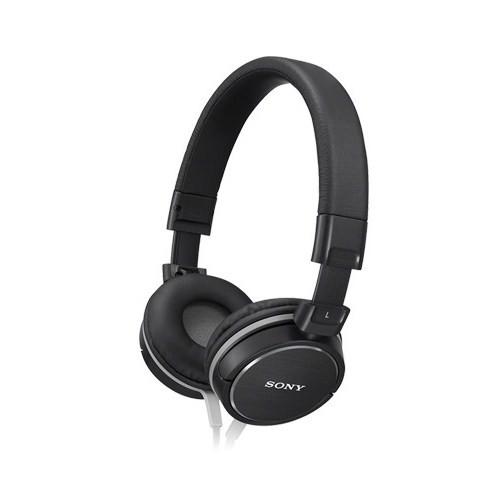 Sony MDR-ZX610APB Kulaküstü Siyah Kulaklık