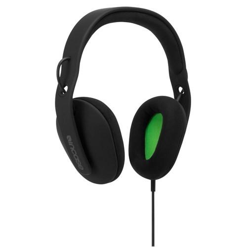 Incase Sonic Mikrofonlu Kulaküstü Siyah Yeşil Kulaklık
