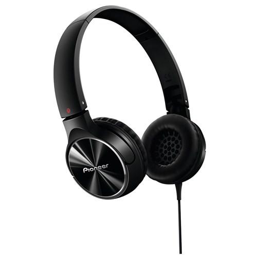 Pioneer SE-MJ532-K Siyah Kulaküstü Kulaklık