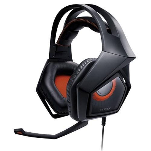 Asus Strix DSP Kulaküstü Siyah Oyuncu Kulaklık
