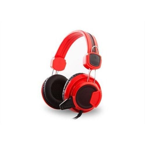Snopy Rampage Sn-R8 Siyah/Kırmızı Oyuncu Mikrofonlu Kulaklık