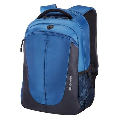 """Samsonite 15.4"""" Freeguider Mavi/Koyu Gri Notebook Sırt Çantası 66V-01-003"""