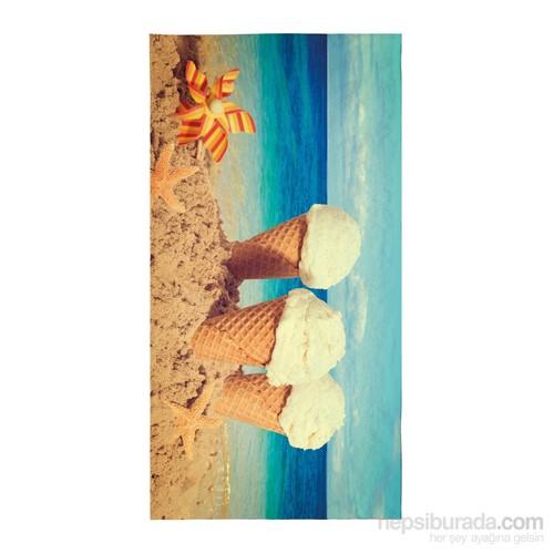 Ecemre Çocuk Plaj Havlusu 70 X 140 Cm