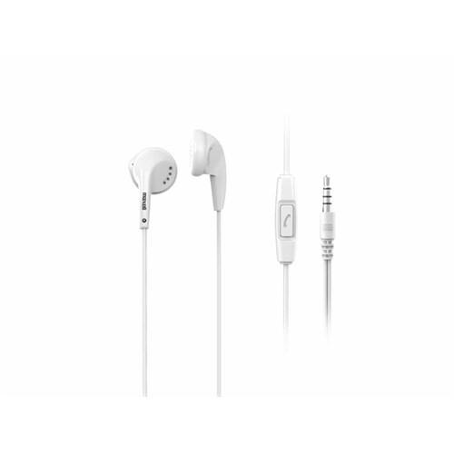 Maxell Eb-95 Beyaz Kulak İçi Tek Jaklı Mikrofonlu