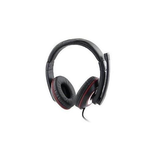 Vcom De117 Siyah Baş Üstü Mikrofonlu Kulaklık