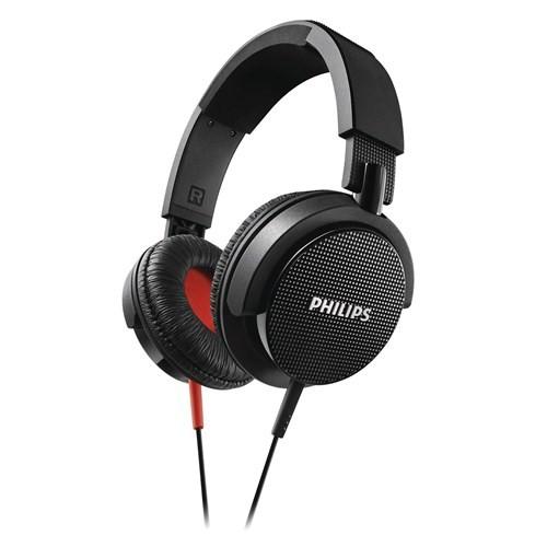 Philips SHL3100BK/10 DJ Monitör Tarzı Kulaküstü Siyah Kulaklık