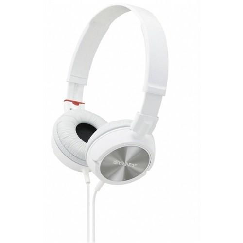Sony MDR-ZX300W Kulaküstü Beyaz Kulaklık