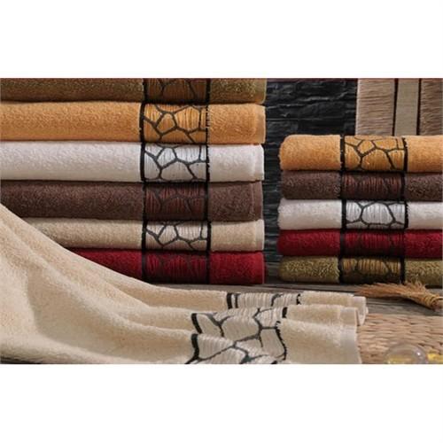 Şıkel Cotton Buruşka 6'Lı Havlu 30X50