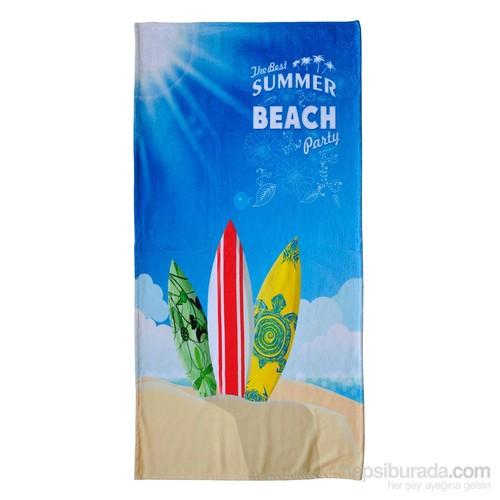 Ecemre Plaj Havlusu 80*160 1060Ayd-98
