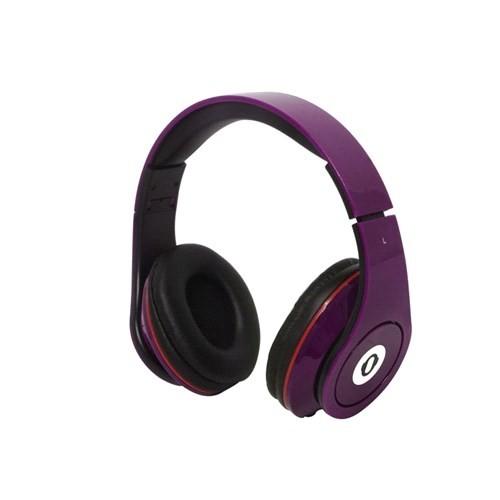 Snopy Sn-914 Mor Multimedia Mikrofonlu Kulaklık