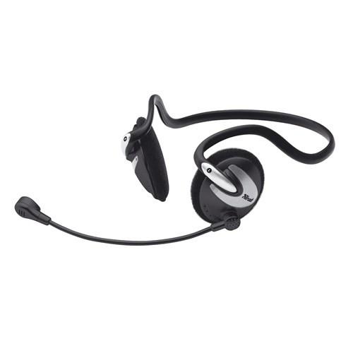 Trust Cinto Hs-2200 Mikrofonlu Kulaküstü Siyah Kulaklık (14411)